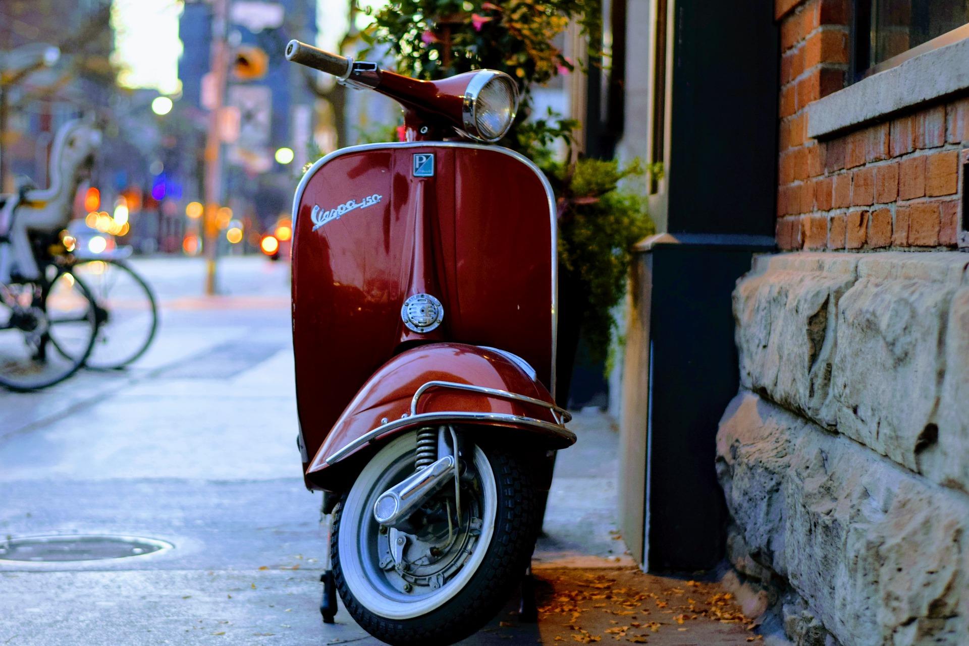 assurance scooter bsr legal